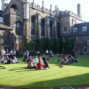 Christi College, University of Cambridge