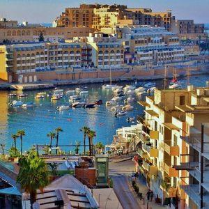 Езикови ваканции в Малта