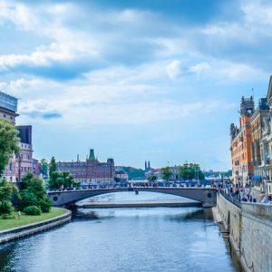 Висше образование в Швеция