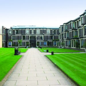 Fitzwilliam College, University of Cambridgе