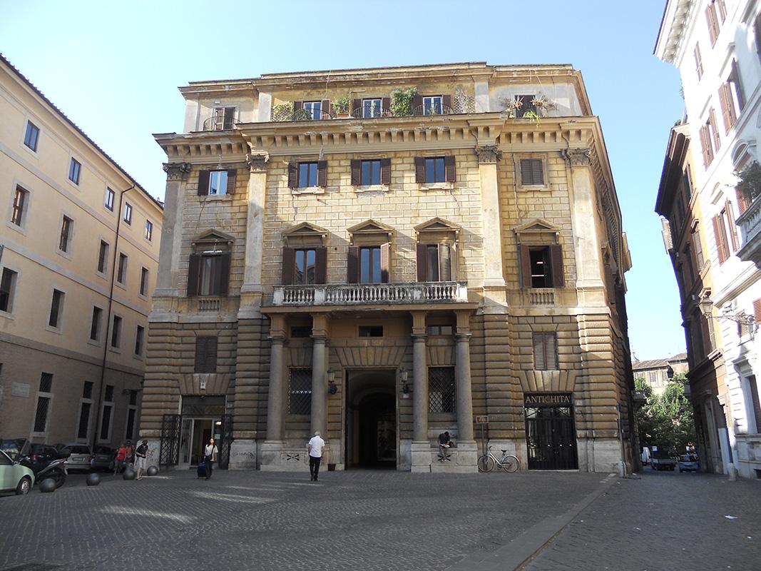 Leonardo da vinci Rome 1