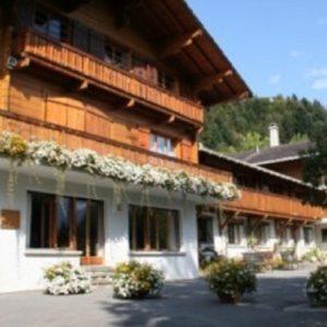 Pré Fleuri Alpine School