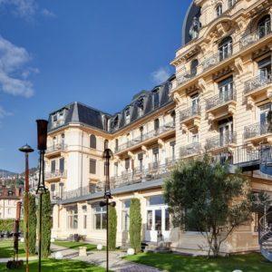 Hotel Institute Montreaux