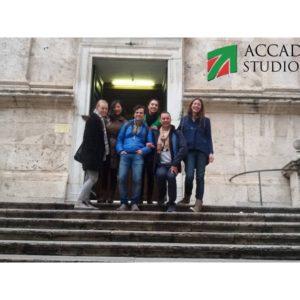 Accademia StudioItalia, Рим