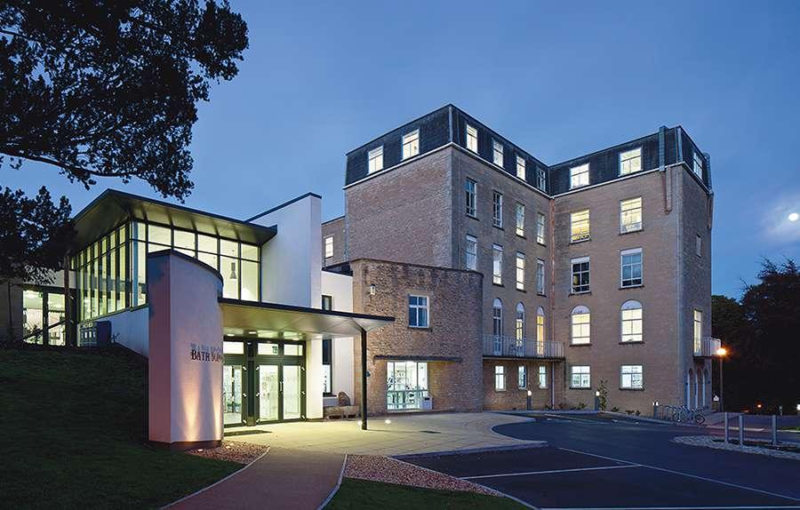 Bath spa university sky lines - Park hill home decor gallery ...