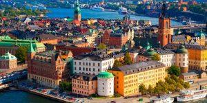 Средно образование в Дания