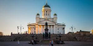 Висше образование във Финландия