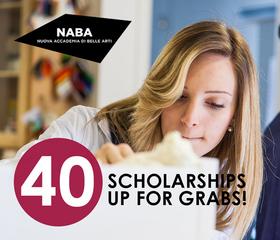 40 стипендии за магистърските програми в Nuova Academia di Belle Arti (NABA)