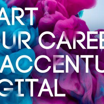 Кандидатствай за стаж в Accenture Digital – партньор на Domus Academy