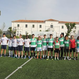 Casvi, International American School