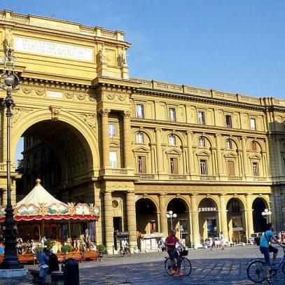Sprachcaffe Florence езикови ваканции